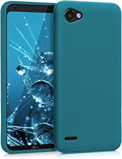 kwmobile Funda para LG Q6 / Q6+ - Carcasa para móvil en TPU