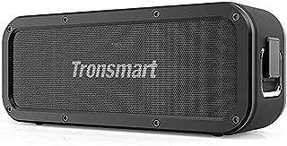 Bluetooth スピーカー 高音質Tronsmart 完全ワイヤレスステレオ機能IPX7 防水/ 40W大迫力の重低音/USB-C充電 /15時間連続再生 /内蔵マイク /IPX7 防水/完全ワイヤレスステレオ対応/NFC接続/EQ搭載/ブ...