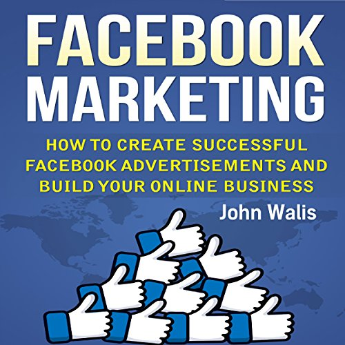 Facebook Marketing  By  cover art