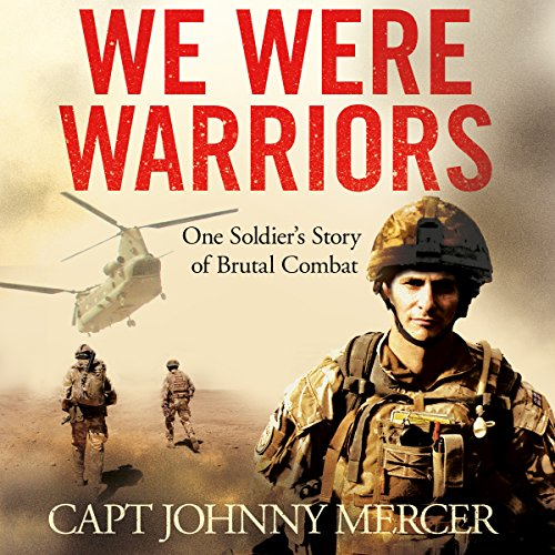 We Were Warriors audiobook cover art