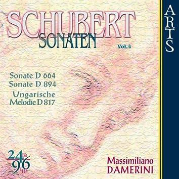 Schubert: Piano Works Vol. 4