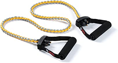 SPRI Braided Xertube Resistance Band Exercise Cords (All Bands Sold Separately)