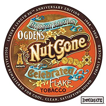 Ogdens' Nut Gone Flake - 50th Anniversary Edition (2018 Remaster)