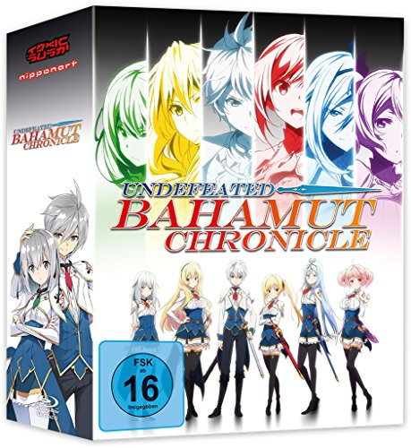 Undefeated Bahamut Chronicles - Vol.1 - [Blu-ray] mit Sammelschuber [Limited Edition]