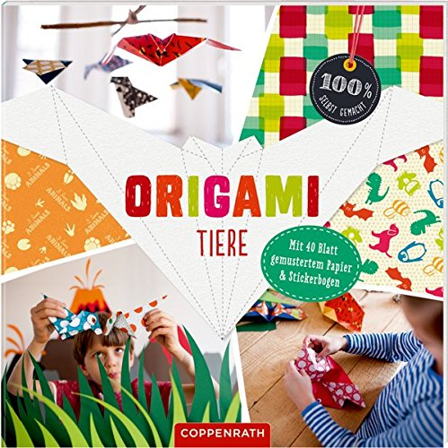 Origami Tiere (100% selbst gemacht)