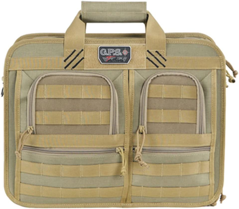G5 Outdoors Tactical Operations Brief Directly managed store Holster Handgun Case Max 85% OFF with