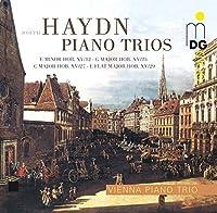 Haydn: Piano Trios by Vienna Piano Trio (2009-05-19)