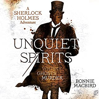 Unquiet Spirits: Whisky, Ghosts, Murder audiobook cover art