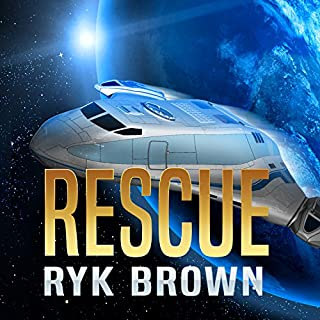 Rescue cover art