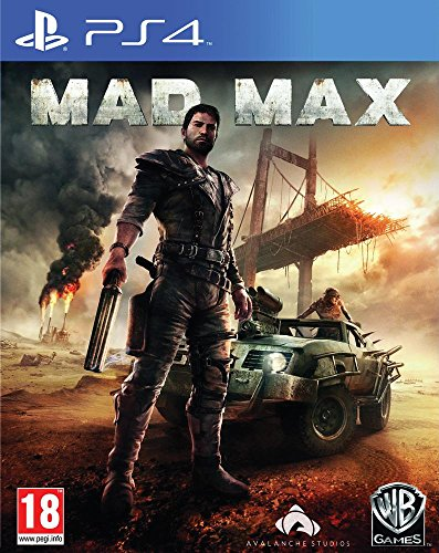 Third Party - Mad Max Occasion [ PS4 ] - 5051889444596