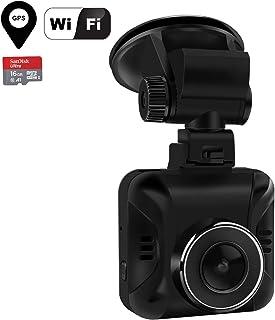 HitCar DC 12/V vers 5/V Power Inverter Micro USB Angle Gauche 3/m DC 3,5/Rigide Filaire convertisseur kit c/âble de Chargement de Voiture pour GPS Tablette t/él/éphone PDA DVR