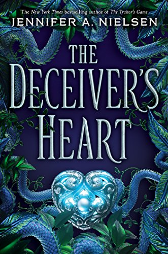 The Deceiver S Heart The Traitor S Game Book 2 Kindle Edition By Nielsen Jennifer A Children Kindle Ebooks Amazon Com