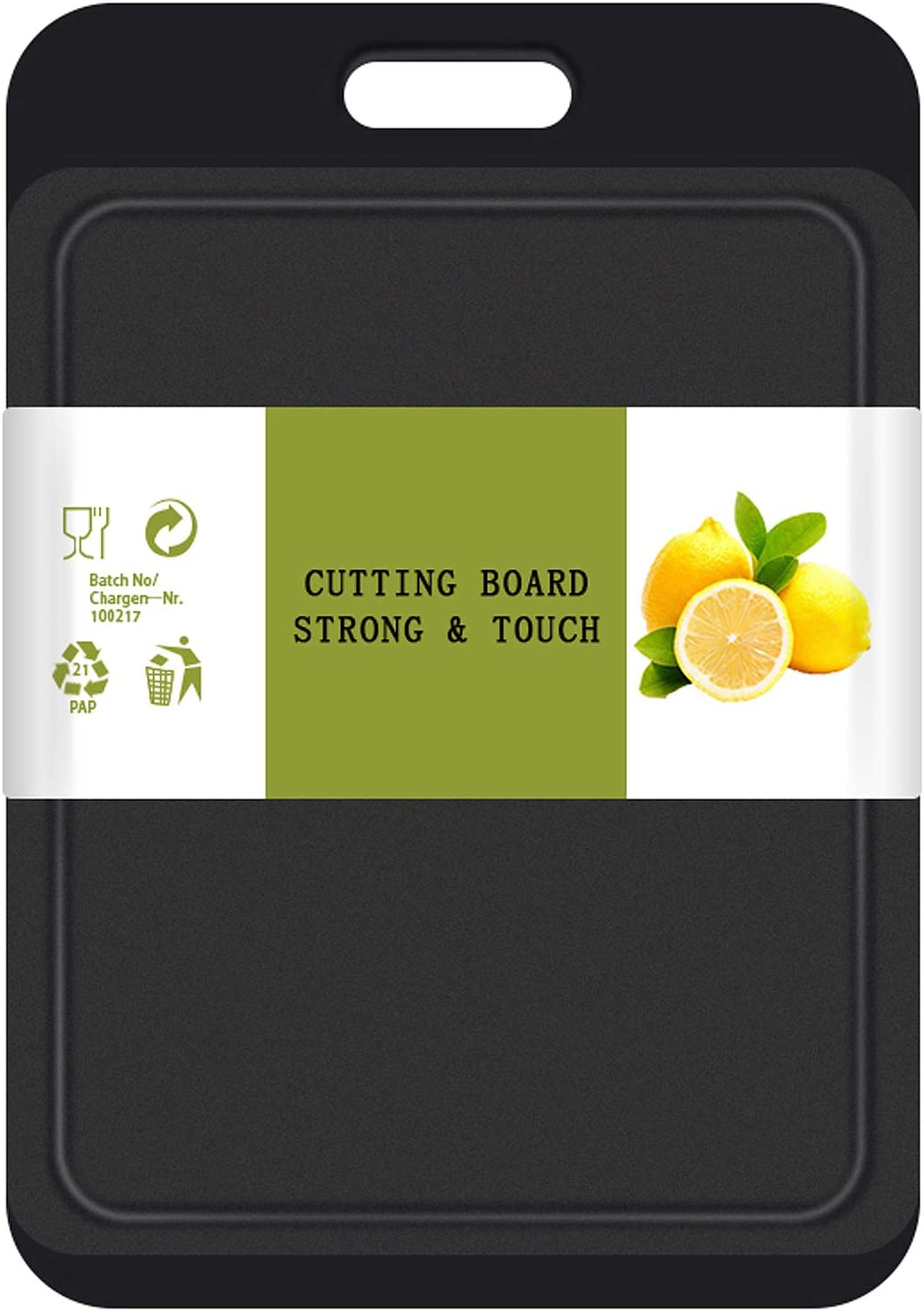 Kitchen Cutting Ranking Product TOP13 Board 14 Inch Thick x Gr 9.5 Juice