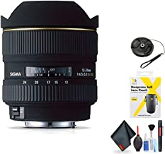 Sigma 24-70mm f/2.8 IF EX DG HSM Lens for Sony A for Sony A Mount + Accessories
