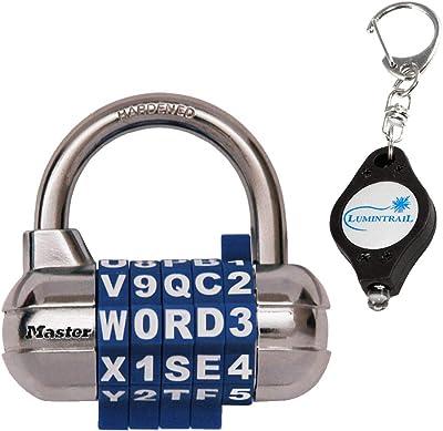 MLK1534D - Password Plus Combination Lock