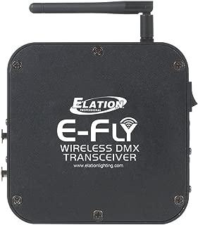 Elation E-Fly Transceiver Wireless DMX Transceiver