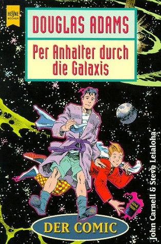 Per Anhalter durch die Galaxis (Comic)