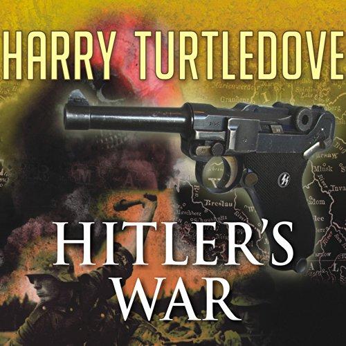 Hitler's War audiobook cover art