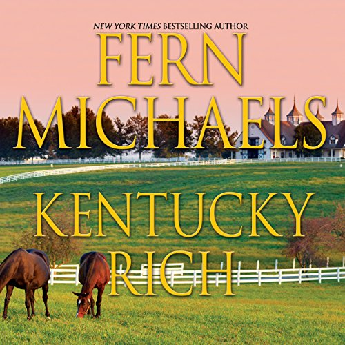 Kentucky Rich audiobook cover art