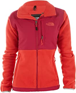 The North Face Women Denali Jacket, Recycled Rambutan Pink/Cerise Pink, Small