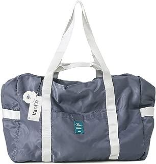 Foldable Travel Duffel Bag, Sports Duffels Gym Bag, Rainproof Nylon Totes, Sports Shoulder Handbag, Lightweight Duffle Bags for Women & Men, Outdoor Vacation Weekend Bag, by VanFn P.Travel Series