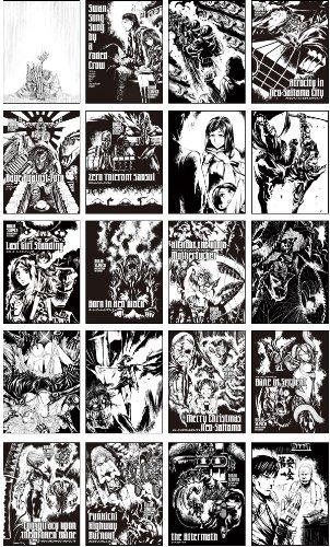 『ニンジャスレイヤー ネオサイタマ炎上4 ネット限定版』の1枚目の画像