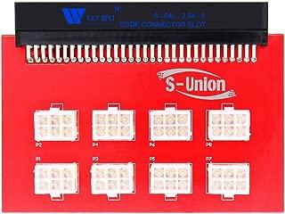 S-Union Ethereum ZEC PSU/GPU Breakout Board for HP 1200w/750w Power Supply: DPS-1200FB DPS-750RB DL580. GPU Open Rig Mining Ethereum ZEC ZCASH ETH Devices.