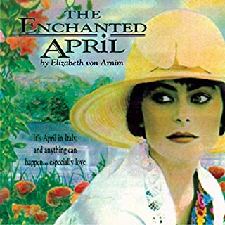 The Enchanted April audiobook cover art