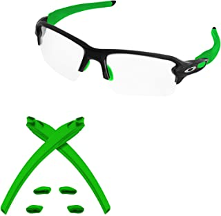 Tintart Rubber Kits Earsocks & Nosepieces Compatible with Oakley Flak 2.0/2.0 XL