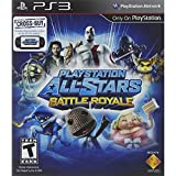 PlayStation 3 All-Stars Battle Royale Spanish/English Edition