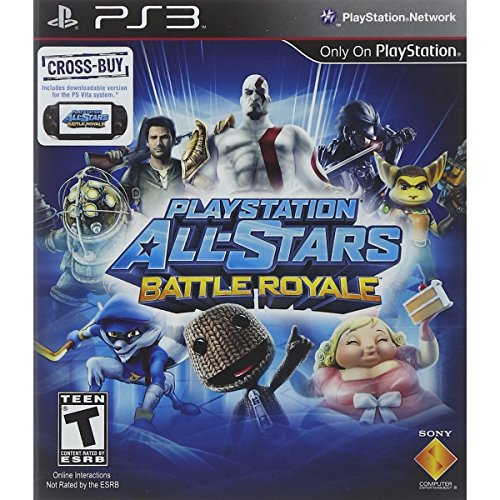Sony711719990901PS3 Playstation All - Stars Battle Royale LATAM - Standard Edition