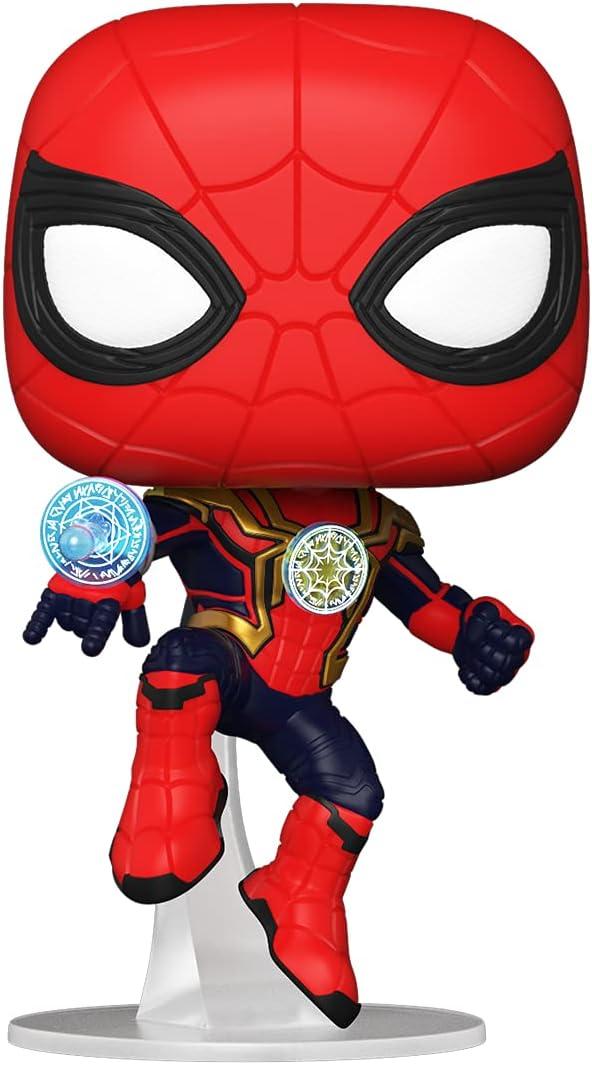 Funko Pop! Marvel: Spider-Man: No Way Home - Spider-Man in Integrated Suit