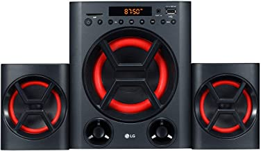 LG XBOOM LK72B - Conjunto de Altavoces 2.1 (40 W, Bluetooth