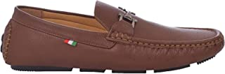 Duke D555 Mens Jermaine Wide Fit Casual Slip On Boat Deck Shoes - Tan - 13UK