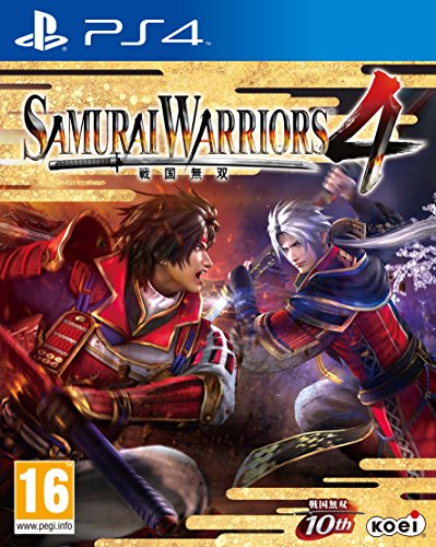 Samurai Warriors 4  (PS4) [UK Import]