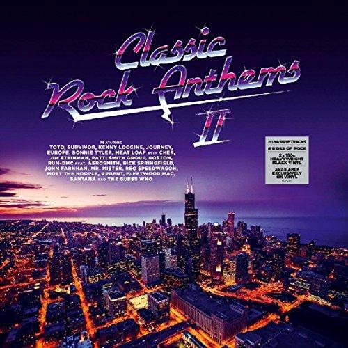Classic Rock Anthems 2 [Vinyl LP]