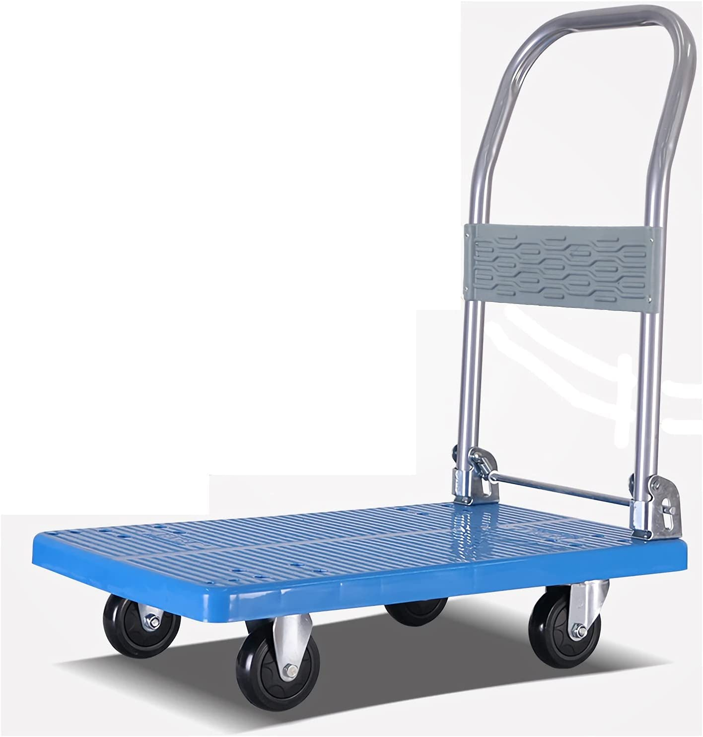 DALIZHAI777 Platform Cart Truck Hand Mesa Mall Thicken with Max 53% OFF
