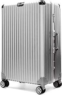 NJC Trolley Case Luggage Storage Box Adjustable Aluminum Alloy Trolley Case