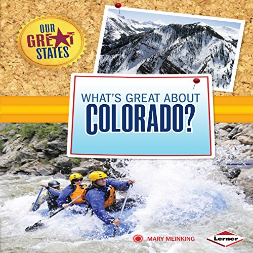 What's Great About Colorado? audiobook cover art