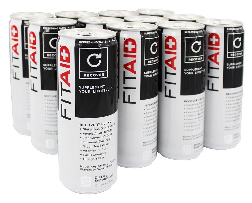 FITAID Nashville-Davidson Mall Recovery Blend 100% Clean Super sale Friendly Paleo Artific No
