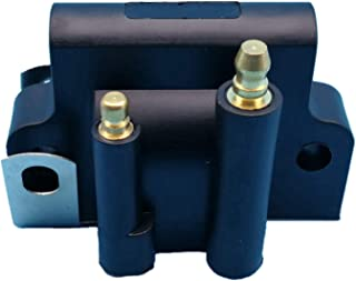 Tuzliufi Replace Ignition Coil Johnson Evinrude 2 Tower 1 2 3 4 6 8 Cylinder 3.3HP 1HP-4HP-25HP-60HP-65HP-75HP-140HP-150HP-250HP-300HP 1985 1986 1987-2000 2001 2002 2003 2004 2005 582508 New Z118