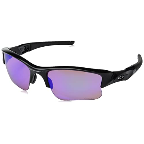 af4d549f86e Oakley Men s Flak Jacket XLJ 24-428 Rectangular Sunglasses