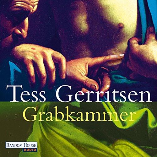Grabkammer audiobook cover art