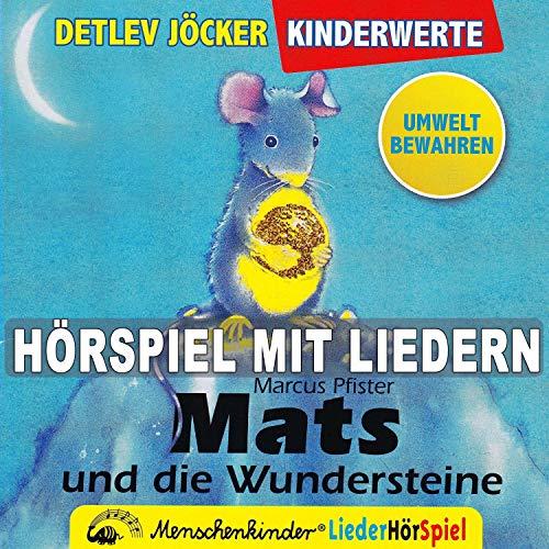 Mats und die Wundersteine Titelbild