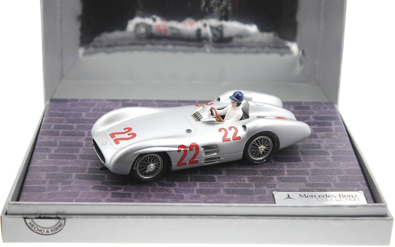 Top Slot Fahrzeuge TP7108 Mercedes Benz W196S GP Reims 1954  22