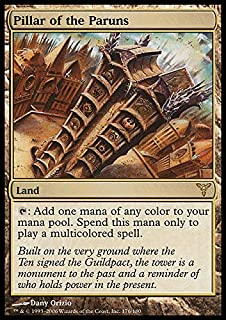 Magic: The Gathering - Pillar of The Paruns - Dissension