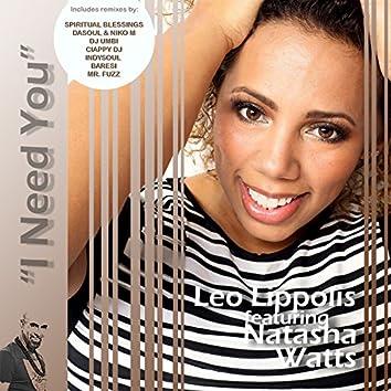 I Need You (feat. Natasha Watts)