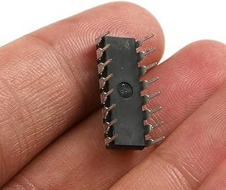Atoplee 6pcs Dual H-Bridge Motor Driver L293D Stepper Chip IC