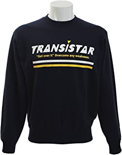 トランジスタ(トランジスタ) クルーネックスウェット AL18ST01-41
