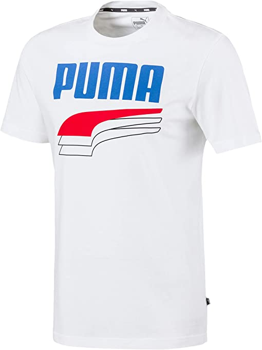 Puma White/Palace Blue